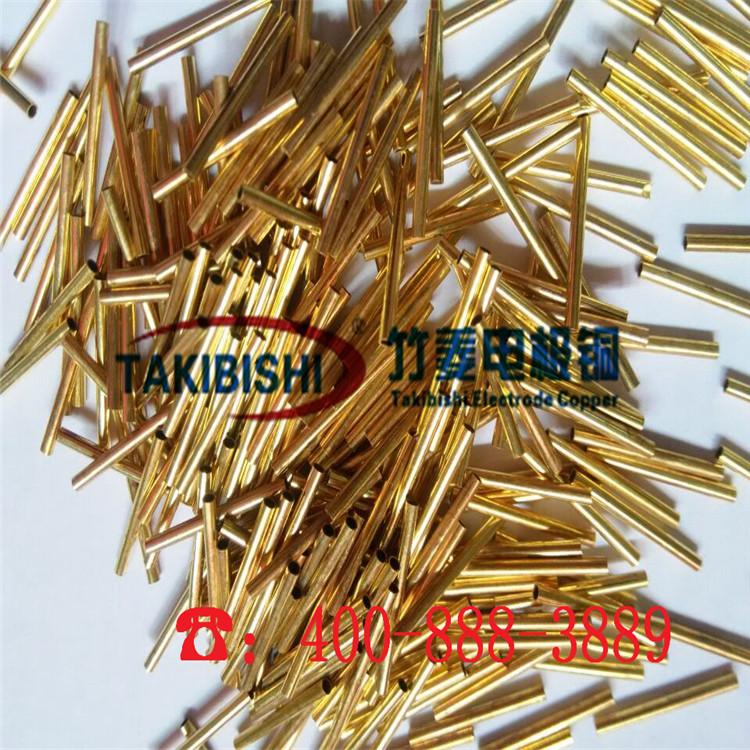 铜管-铜管规格-竹菱厂家